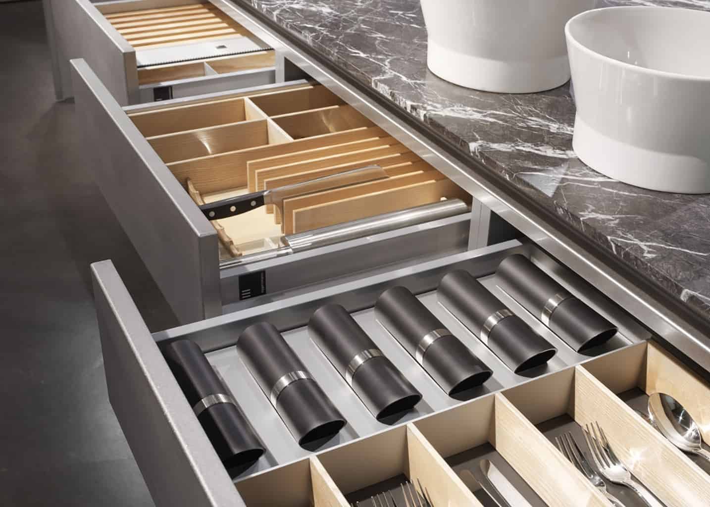 kitchen drawer accessories